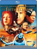 Jaquette The Fifth Element