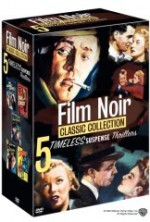 Jaquette The Film Noir Classics Collection: Volume 1