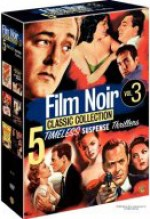 Jaquette The Film Noir Classics Collection: Volume 3