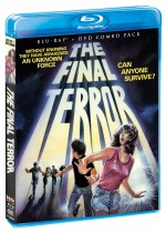 Jaquette The Final Terror (Bluray / DVD Combo)