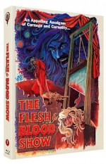 Jaquette The Flesh and Blood Show (Blu-Ray+DVD) - Cover A