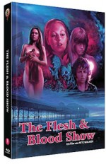 Jaquette The Flesh and Blood Show (Blu-Ray+DVD) - Cover B