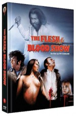 Jaquette The Flesh and Blood Show (Blu-Ray+DVD) - Cover C