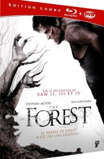 Jaquette The Forest (Combo Blu-ray + DVD)