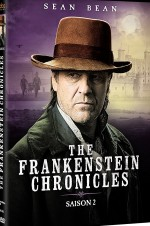 Jaquette The Frankenstein Chronicles - Saison 2