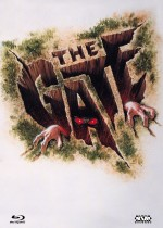 Jaquette The Gate - Die Unterirdischen -  (Blu-ray + DVD) Cover B EPUISE/OUT OF PRINT