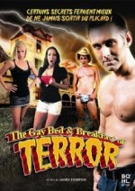 Jaquette The Gay Bed & Breakfast of Terror