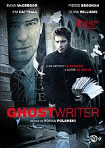Jaquette The Ghost Writer