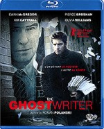 Jaquette The Ghost Writer (édition Blu-ray + DVD)