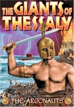 Jaquette The GIANTS OF THESSALY