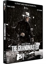Jaquette The Grandmaster (Combo Blu-ray + DVD + Copie digitale - �dition bo�tier SteelBook)