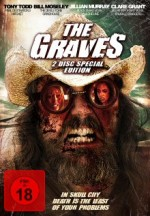 Jaquette The Graves