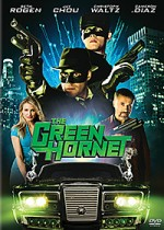 Jaquette The Green Hornet