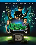 Jaquette The Green Hornet (2D)