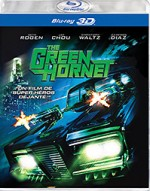 Jaquette The Green Hornet (3D)