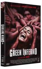 Jaquette The Green Inferno