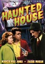 Jaquette The HAUNTED HOUSE