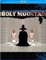 Jaquette The Holy Mountain