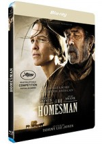 Jaquette The Homesman