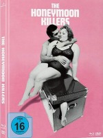 Jaquette The Honeymoon Killers - Cover A) (DVD + BLURAY)