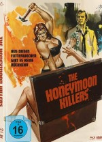 Jaquette The Honeymoon Killers - Cover B (DVD + BLURAY)