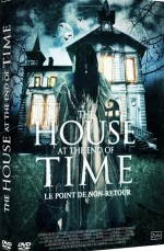 Jaquette The House at the End of Time