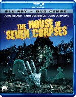 Jaquette The House Of Seven Corpses (Blu-ray + DVD Combo)