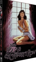 Jaquette The House On Sorority Row  - Combo Dvd + Blu Ray