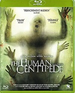 Jaquette The Human Centipede (Blu-ray + DVD)