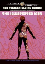 Jaquette The Illustrated Man
