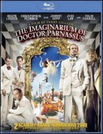 Jaquette The Imaginarium of Doctor Parnassus
