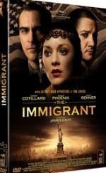 Jaquette The Immigrant