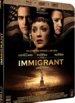 Jaquette The Immigrant (Combo Blu-ray + DVD + Copie digitale)