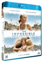 Jaquette The Impossible