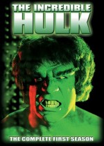 Jaquette The Incredible Hulk - The Complete First Season