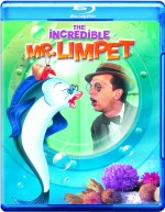 Jaquette The Incredible Mr. Limpet