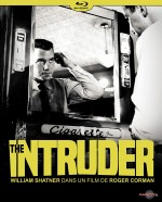 Jaquette The Intruder (bluray)