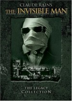 Jaquette The Invisible Man : The Legacy Collection