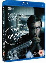 Jaquette The Ipcress File