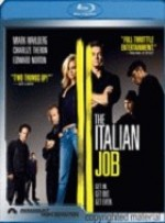 Jaquette The Italian Job