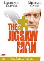 Jaquette The Jigsaw Man