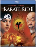 Jaquette The Karate Kid Part II