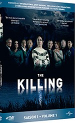 Jaquette The Killing - Saison 1 - Vol. 1