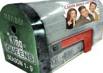 Jaquette The King of Queens - Die komplette Serie im Briefkasten