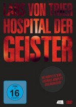Jaquette The Kingdom - Hospital der Geister