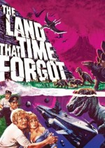 Jaquette The Land that Time Forgot