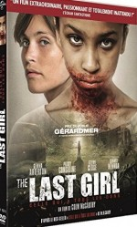 Jaquette The Last Girl - Celle qui a tous les dons