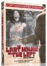 Jaquette The Last House on the Left (2DVD + Blu-ray)  EPUISE/OUT OF PRINT
