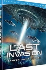 Jaquette The Last Invasion