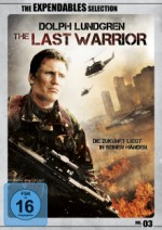 Jaquette The Last Warrior - The Expendables Selection 03